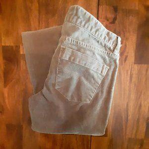 J Crew Corduroy Pants - Size 29R